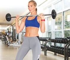 "Sculpt Lean Muscle - ""As you age, you start to lose some muscle mass,"" says Geralyn Coopersmith, an exercise physiologist and national director of the Equinox Fitness Training Institute. ""Lifting weights helps you maintain and build on what you have, so your metabolism stays high."""