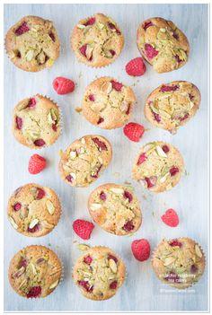 Pistachio Raspberry Tea Cakes