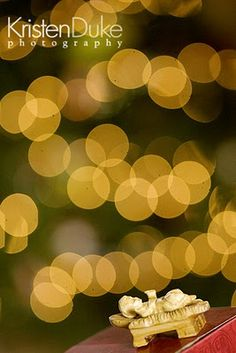 Photography tips: How to take Christmas Bokeh shots | KristenDuke.com