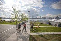 The Edge Park Brooklyn by W Architecture & Landscape Architecture