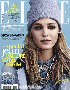 Elle France October 2013, Erin Heatherton