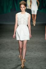 Vera Wang Spring 2013 Ready-to-Wear Collection on Style.com: Complete Collection