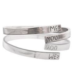 Me Over You Bracelet by UNIF