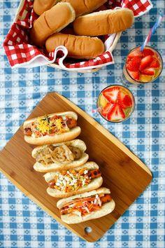 Labor Day recipe ideas: Creative hot dog recipes at coolmompicks.com
