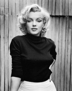 Marylin...if she was still alive