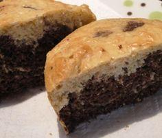 Muffins com chocolate Dukan