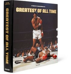 TaschenGreatest of All Time: A Tribute to Muhammad Ali Hardcover Book