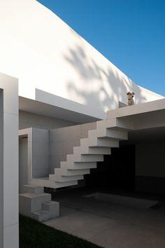 escalera, siza vieira, stair, casa, leit siza, alvaro leit, hous, architecture, alvaro siza