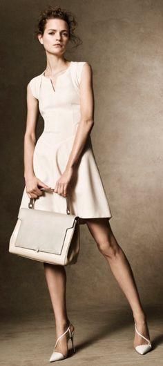 Magdalena Langrova for Harper's Bazaar UK.