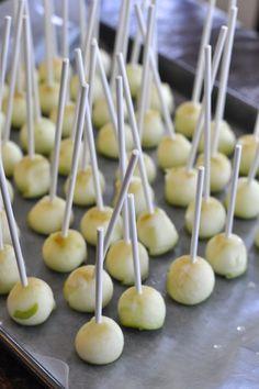 Mini Caramel Apples Recipe 4