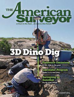 The American Surveyor August 2014 Vol.11 No.8  http://www.amerisurv.com/content/category/18/387/153/