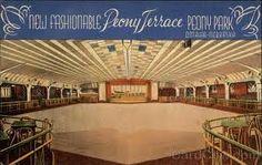 Omaha, Peony Park ballroom