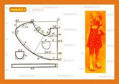 Modelagem de jardineira infantil. Fonte: https://www.facebook.com/photo.php?fbid=553672364668673=a.426468314055746.87238.422942631074981=1