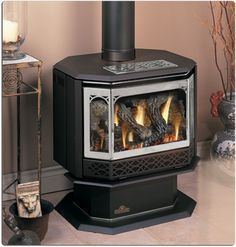 Natural Gas Propane Freestanding Stoves Natural Vent On Pintere