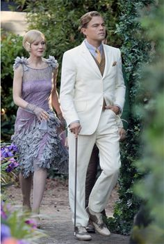 The Great Gatsby:-)