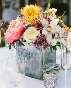 lovely centerpiece