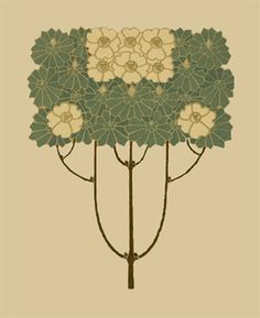 【Arts and Crafts Tree I】