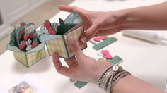 Box Card  Assembly Tutorial