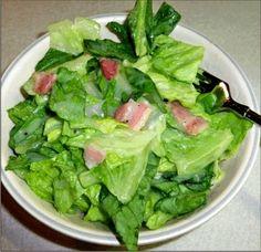 Hot Bacon Dressing Recipe Recipe Photo