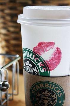 Starbucks love! ☕️
