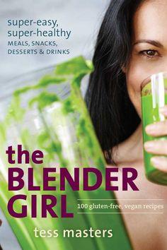 The Blender Girl Cookbook Giveaway and Raw Chocolate-Orange Torte (Gluten Free, Vegan, Raw)