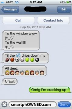 Hah!  SmartphOWNED
