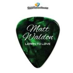 Plettri Personalizzati per Matt Waldon