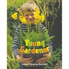 Young Gardener: a children's book review at Confessions of a Montessori Mom