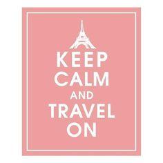 TRAVEL ON!  #MissKL and #SpringtimeinParis