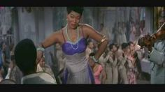 "Beat Out That Rhythm On A Drum - Pearl Bailey In ""Carmen Jones""."