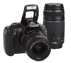 My new camera, can't wait to learn how to use it