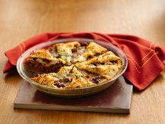 ground beef, crescent casserol, food, crescent rolls, crescents, pasta sauces, casserole recipes, italian crescent, weeknight dinners