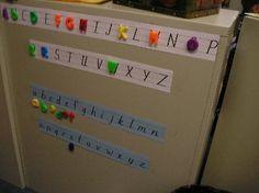 "Alphabet matching ("",)"