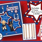 Presidents' Day - Washington and Lincoln Poems FREEBIE! {CCSS} This product features 2 singable poems of the two Presidents (George Washington and ...