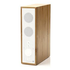 Bluetooth Loudspeaker Bamboo by Lexon
