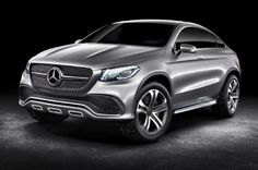 Mercedes Concept Coupe SUV to Bow at Beijing Show - Motor Trend