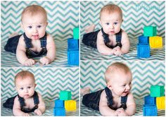 6 month baby photo ideas - baby boy pictures