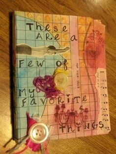 favorite-things inspiration journal
