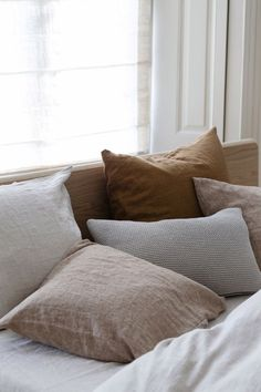 Soft linen bedding | By Mölle We are want to say thanks if you like to share this post to another people via your facebook, pinterest, google plus or twitter account. Right Click to save picture or tap and hold for seven second if you are using iphone or ipad. Source by : bymolle.com