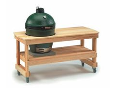 Big Green Egg|Cypress Tables- style