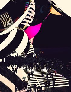 Futuristic City by Panda Yoghurt