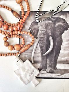 Huge Rosary Imperfect cross elephants, complement, detail, creat, earthi, hous, foto, crosses, 2015 project