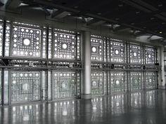 Institute du Monde Arabe, by Jean Nouvel
