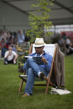 """Hay Festival: Celebrate a love of reading, writing, ideas and storytelling. Bill Clinton, who was a Hay speaker back in 2001, dubbed this eco-friendly magnet for liberals and progressives """"the Woodstock of the mind."""""""