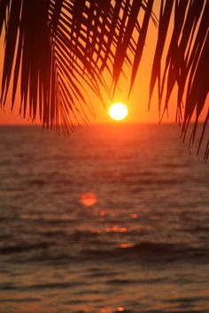 Sunset in Aguadilla, Puerto Rico