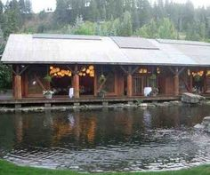 Sundance Resort - each October, the top leaders from Take Shape For Life come here to learn and grow and become better people.  A great place!
