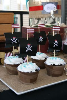 It's a Pirate's Life | CatchMyParty.com