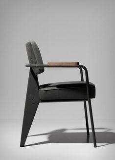 Very Industrial-Looking Chair