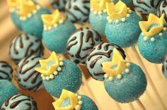 Crown Cake Pops
