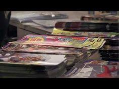 Free Comic Book Day: Origins A Mini-Documentary